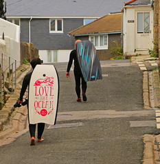 Love Your Ocean (WHO 2003) Tags: cornwall stives surfboards loveyourocean
