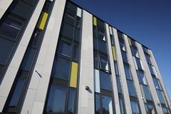 Coventry-USC (2) (jamesutherland) Tags: curtainwall aluminiumwindows entrancedoors