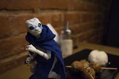 2016-11-05 16-22-55 (Maria Zeligen /Zeligen/) Tags: 3d 3dprint 3dmodel reptile mass effect garrus turian monster alien girl zbrush bjd doll