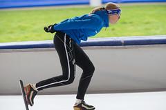 A37W9882 (rieshug 1) Tags: speedskating schaatsen eisschnelllauf skating nkjunioren knsb nkjuniorenallroundafstanden afstanden allround 50010001500massstart demeent alkmaar sportcomplexdemeent juniorenb ladies dames 3000m