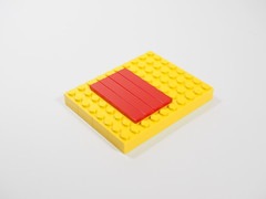 LEGO Santa Sleigh
