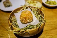 Silver Hill Farm Duck Breast, Confit Leg, Sour Endive & Parsnip (Premshree Pillai) Tags: singapore singaporeaug16 cure curesingapore dinnerforone tastingmenu food