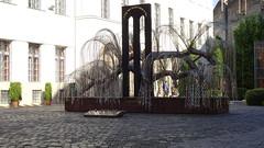 L'arbre de vie, Grande Synagogue de Budapest (Sylvain Mnard) Tags: 2016 aot august budapest citdepest geo:lat=4749624132 hongrie hun hungary geo:lon=1906024665 geotagged arbredevie synagogue treeoflife aot citdepest