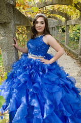 DSC_0648-45 (interfectvm) Tags: girl dress blue quince hispanic latina woman female beauty fashion culture