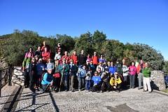Ruta Peña Arias Montano 2016 (Club del Caminante de Badajoz) Tags: alájar sierradearacena castaño de robledo