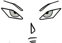 zamasu face - print on lime green (Jelly Kones) Tags: lego dragon ball dragonball dbz legodbz legodragonballz saiyan kai god decal jellykones face zamasu