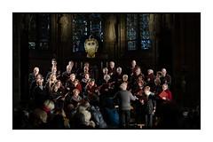 Concert de Noël (Pierre_Bn) Tags: concert noël wissembourg eglise france chants ensemble fuji xt2 fujifilm fujinon 90mm