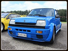 Renault 5 Alpine Gr.2, 1981 (v8dub) Tags: renault 5 alpine gr 2 1981 schweiz suisse switzerland french pkw voiture car wagen worldcars auto automobile automotive old oldtimer oldcar youngtimer klassik classic collector