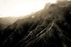 Copy of Kauai b&w19-2 (chiarina2016) Tags: kauai hawaii island beach monotone blackandwhite chiarinaloggia stormyseas waves trails hiking surf waialeale mountwaialeale wettestspotonearth