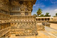 ChennaKesava Temple - Somanathapura (bikashdas) Tags: karnataka india ind somnathpura mandyadistrict hoysalatemple hoysalaarchitecture hoysala somanathapura malavali