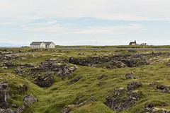 Hellnar Village (EC@PhotoAlbum) Tags: islanda iceland snaefell snaefellsnesspeninsula hellnar landscape paesaggio village