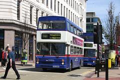 2558 - POG 558Y (Solenteer) Tags: travelwestmidlands westmidlandstravel 2558 pog558y mcw metrobus birmingham