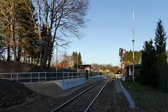 P2470318 (Lumixfan68) Tags: eisenbahn haltepunkte baustellen schwentinebahn hein schönberg kieloppendorf