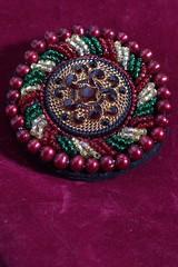 A friend's holiday beadwork 1 (samX_29) Tags: beadwork
