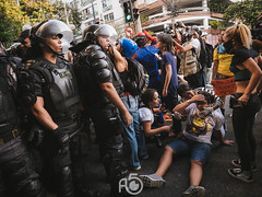 Brazil-protests-beginning-Olympics-18 (Josev Carrillo) Tags: brazil rio2016 olimpiadas juegosolimpicos 2016 riodejaneiro manifestacion protesta rally presidente micheltemer juegos exclusion jogos exclusao