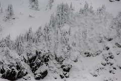 South Side of Mt Index (14) (Scott_Nelson) Tags: goldbar washington unitedstates us cascades cascadesfromtheair northcascadesfromtheair monroe airphotography blackandwhite mountians