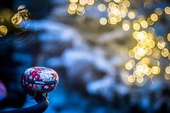 Ring the Bell - Photo # 7 of a Christmas Series (*Capture the Moment*) Tags: 2016 advent altglas bikebell bokeh christmasmarket fahrradklingel fotowalk lamp lampe lantern laterne licht light mog meyergrlitztrioplan10028 meyeroptikgrlitztrioplan10028 nightshot sonya7m2 sonya7mii sonya7mark2 sonyilce7m2 weihnachtsmarkt bokehlicious