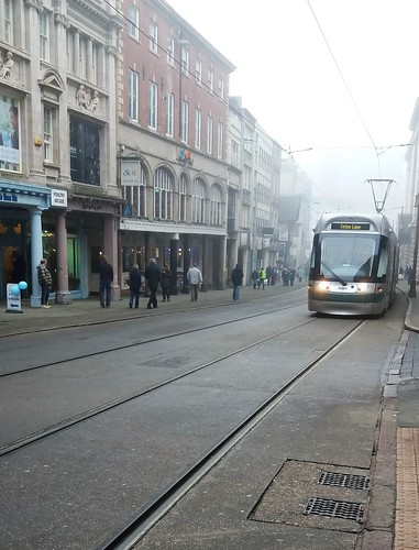 Foggy Nottingham