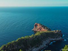Sa Foradada (juanjo pealver) Tags: mallorca mediterraneo marina mar mountain sea sol seascape sun sa foradada