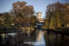 Cambridge Details (Antonino Novena Photography) Tags: antoninonovenaphotography originalcontent cambridgedetails cambridge tower trinity college river cam