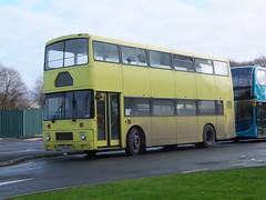 Midland Classic 96 Derby (Guy Arab UF) Tags: midland classic 96 f96pre leyland olympian oncl101rz alexander derby bus station derbyshire buses stevensons transdev