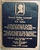 Providence, RI 6 ((krungadoren)) Tags: providence rhodeisland usa 2006 city hplovecraft memorial plaque
