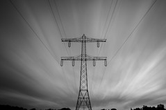 Energy (barryvanede) Tags: nikon d90 le longexposure long exposure bw black white mono filters 13 stops
