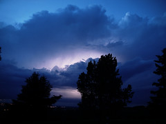 light show (13) (Ange 29) Tags: trees sky canada holland clouds king olympus valley marsh lightning township e30 zd 1435mm