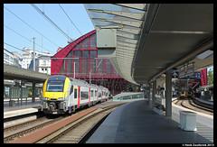 NMBS 08021, Antwerpen 09-07-2013 (Henk Zwoferink) Tags: antwerpen henk nmbs ms08 nijvel 08021 zwoferink ir2833