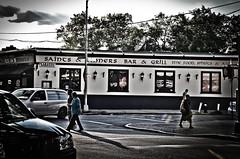 Saints & Sinners, Woodside, Queens, New York City (dekard72) Tags: new york city nyc newyorkcity irish newyork pub nikon saints roosevelt queens avenue woodside queensborough sinners saintssinners d7000