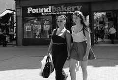 tasty baking (Broady - salford artist and photographer) Tags: life street people urban shopping town streetphotography documentary wigan broady stephenbroadhurst wiganjuly2013