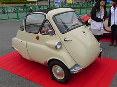 BMW Isetta BMW (MRSY) Tags: car japan small bmw  osaka  izumisano