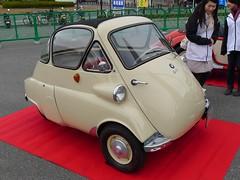 BMW Isetta (BMW・イセッタ) (MRSY) Tags: car japan small bmw 日本 osaka 車 izumisano 自動車 小さい クラシックカー 大阪府 泉佐野市