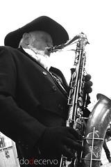 Praha - Jazzman (Placido De Cervo) Tags: prague praha praga