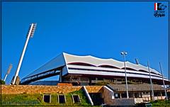 -  -  | Syria - Lattakia Sports City Stadium (Young syrian's Lens -   ) Tags: football stadium syria siria  lattakia latakia