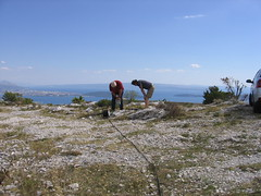 IMG_2836 (T.J. Jursky) Tags: canon europe contest croatia bunker antena adriatic dalmatia hamradio radioamateur kastela malacka 9a7pjt