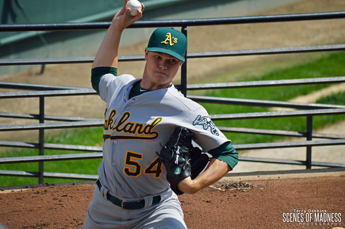 Sonny Gray by Scenes of Madness Photography, on Flickr