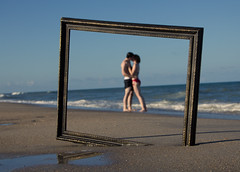 IMG_8328 (megscapturedtreasures) Tags: trip friends cute love beach kissing couple young frame