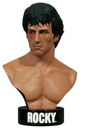 小人物大英雄!買尊Rocky 1:1 胸像回家拜拜