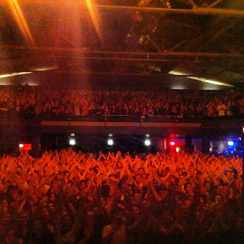 Thanks Berlin! What a night. We...