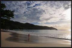 Praslin Island, Seychelles (Wioletta Ciolkiewicz) Tags: travel sunset sky beach clouds island tramonto indianocean ciel cielo seychelles plage archipelago île praslin coucherdusoleil archipel chmury niebo plaża wyspa archipelag océanindien oceanindyjski seszele wiolettaciolkiewicz