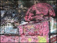 Kln-Ehrenfeld: Graffiti archaeology (wwwuppertal) Tags: abandoned wall neglect germany deutschland graffiti decay wand kln nrw nordrheinwestfalen rheinland mauer klnehrenfeld ehrenfeld verfall northrhinewestphalia graffitiarchaeology northrinewestphalia aufgegeben canonixus80is heliosgelnde