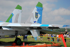 "Sukhoi Su-27 (2) • <a style=""font-size:0.8em;"" href=""http://www.flickr.com/photos/81723459@N04/9962705143/"" target=""_blank"">View on Flickr</a>"