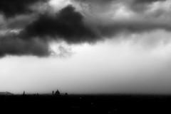 traveledTheWorld [Explored] (niK10d) Tags: storm rain skyline clouds firenze duomo elisa shilouette palazzovecchio pentaxk10d 77mmf18limited