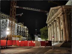Deutsche Oper Berlin (/RealityScanner/) Tags: city travel light urban berlin tourism architecture night germany lumix licht reisen nacht availablelight historic panasonic stadt architektur mitte historisch gx7