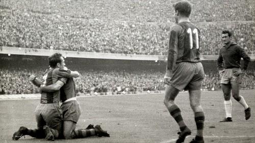 !Francisco Javier Fernandez¡ El otro Clásico del 26 de octubre: El Barça goleó al Madrid por 4-0 en 1958
