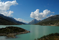 Lago Blanco (annamaart) Tags: alps berg schweiz vatten graubunden berninabanan