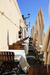 Alghero, Sardinia (Alexander Ponick) Tags: restaurant sardinia tables alghero