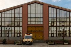 930 (-5Nap-) Tags: city museum architecture fuji moscow garage soviet jewish fujifilm avantgarde   melnikov shukhov sovarch       fujix100s x100s fujifilmx100s