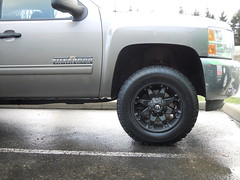 Tires, Wheels, & Body Mods
